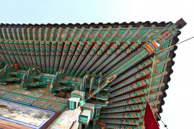 Haeinsa Temple |© YongSIC/Flickr