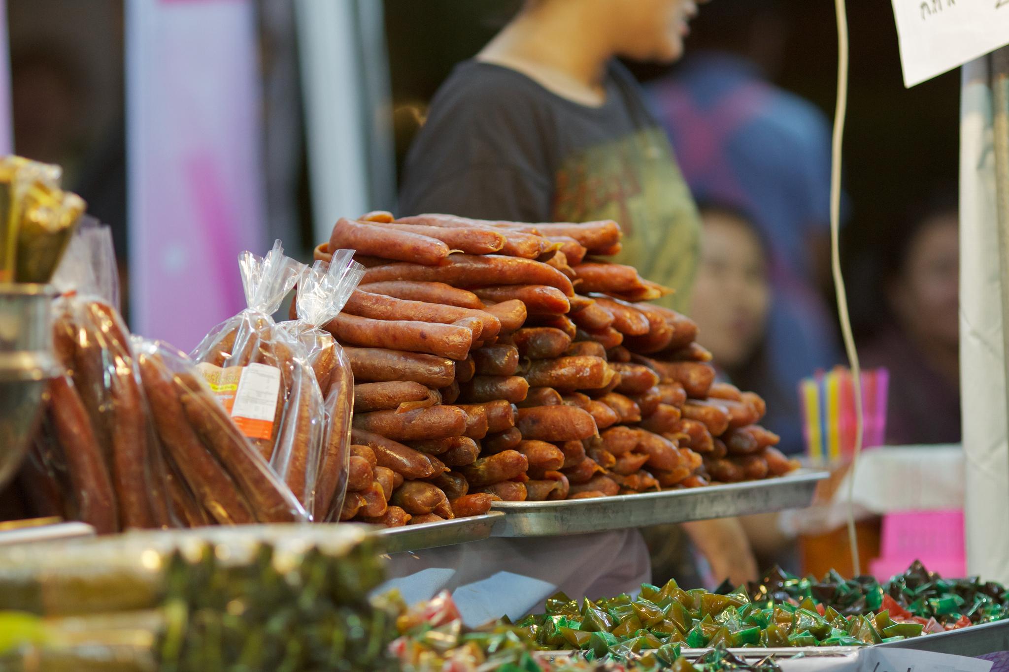 Thai Sausage | © Johan Fatenberg / Flickr