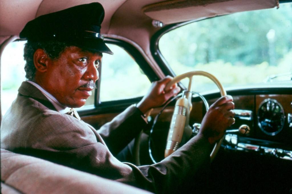 Morgan Freeman in Driving Miss Daisy   © Warner Bros.