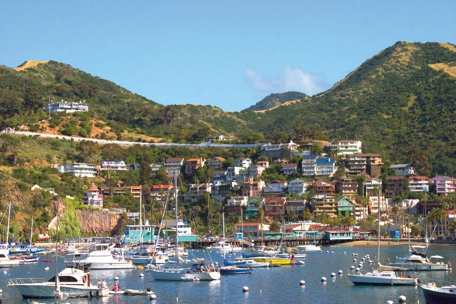 Avalon | Courtesy of Catalina Island Chamber of Commerce & Visitors Bureau