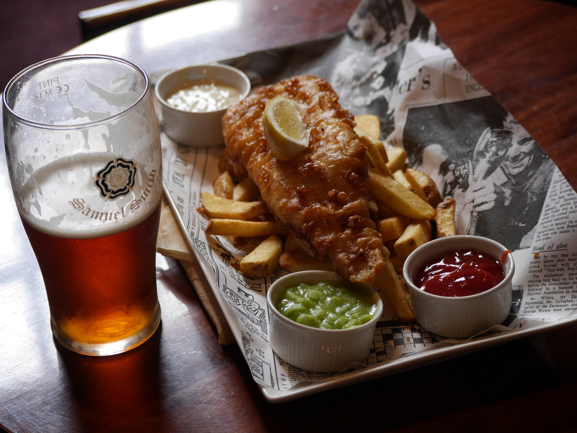The 10 best restaurants and gourmet pubs in st andrews for Fish and beer