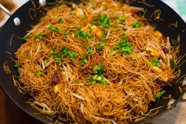Chinese Noodles | © Mack Male/ Flickr