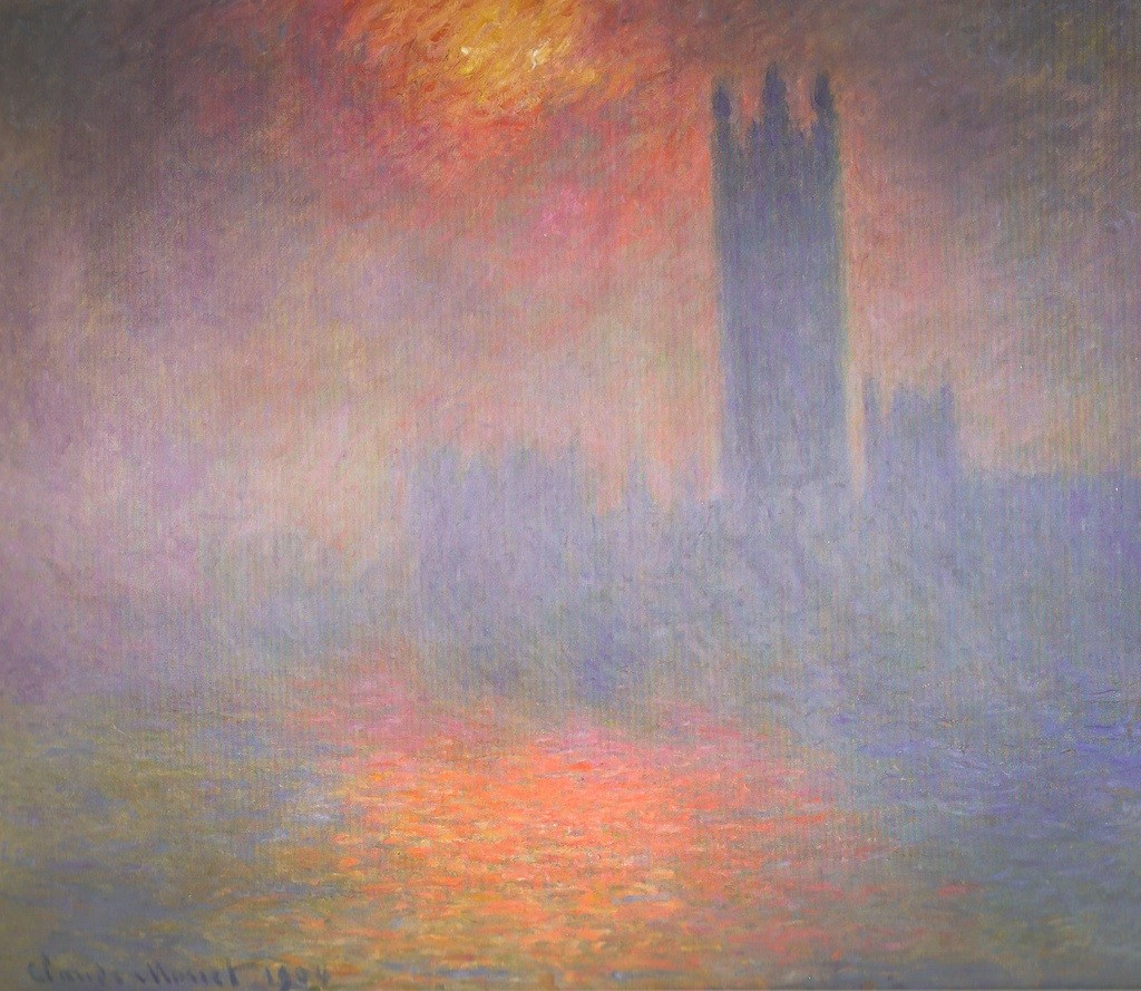 Claude Monet 015 | © bequest of Comte Isaac de Camondo and Musée d'Orsay/WikiCommons