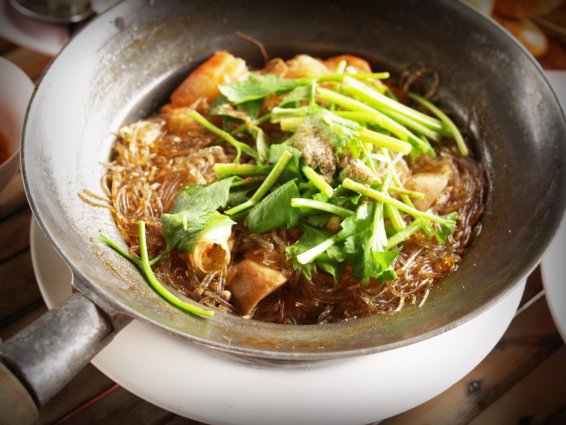 Thai Noodle Soup | © Pixabay