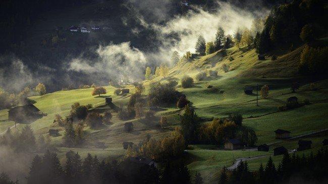 Village Landscape | ©Pixabay