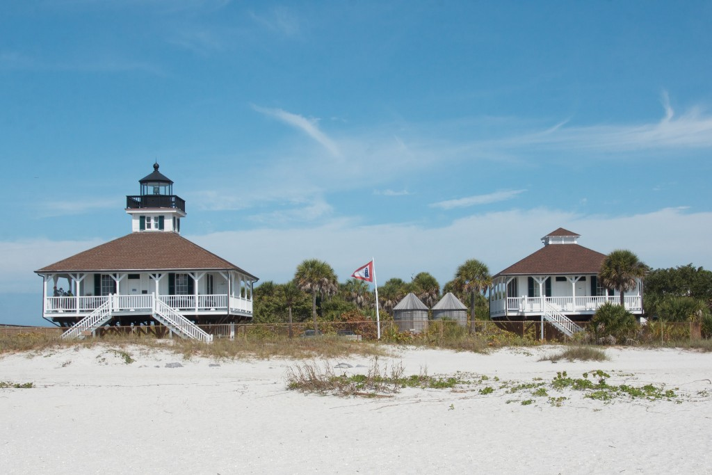 The Port Boca Grande Lighthouse went into service in 1890| ©Pete Markham/Flickr