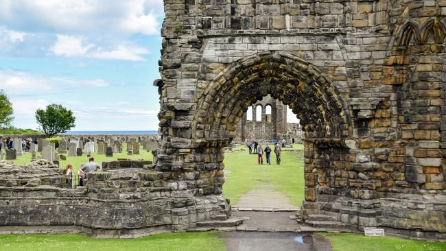 St Andrews Catherdral/ ©Pixabay