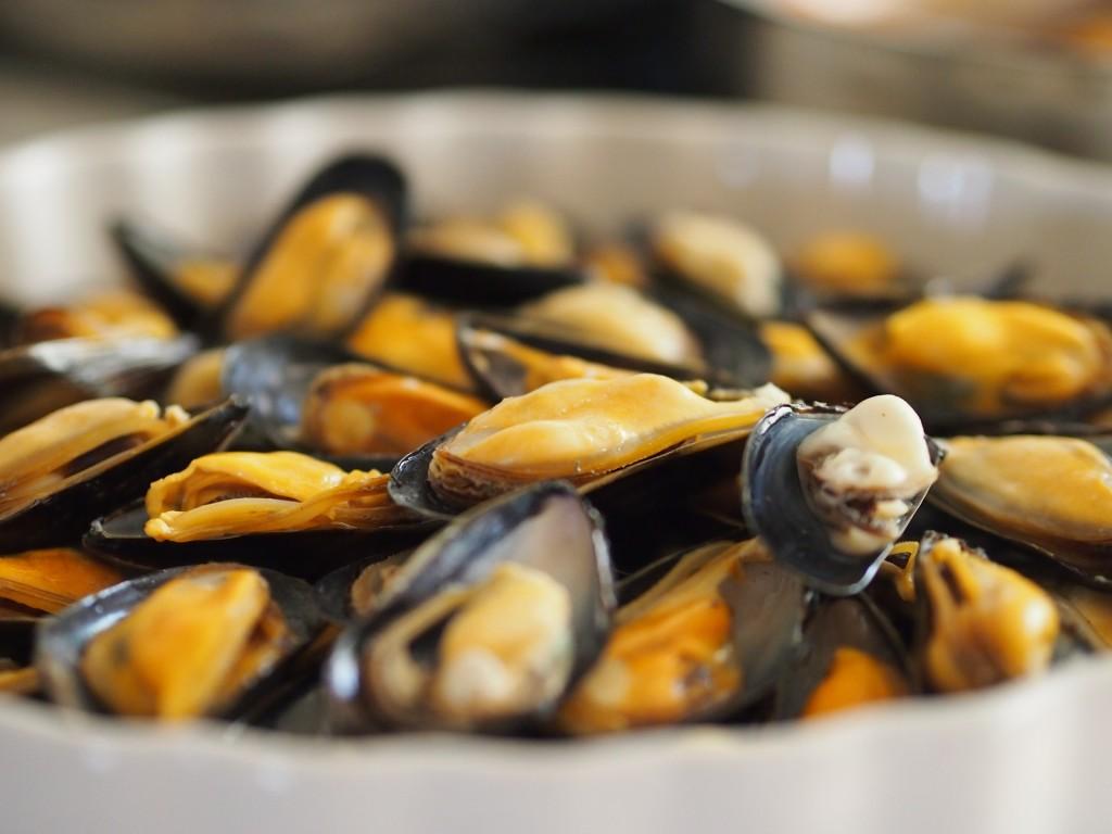 Seafood © Pixabay