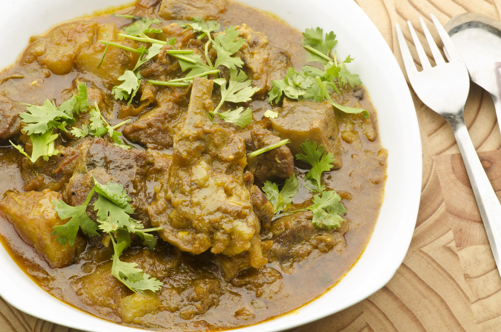 Goat Curry│© tusharkoley/Shutterstock