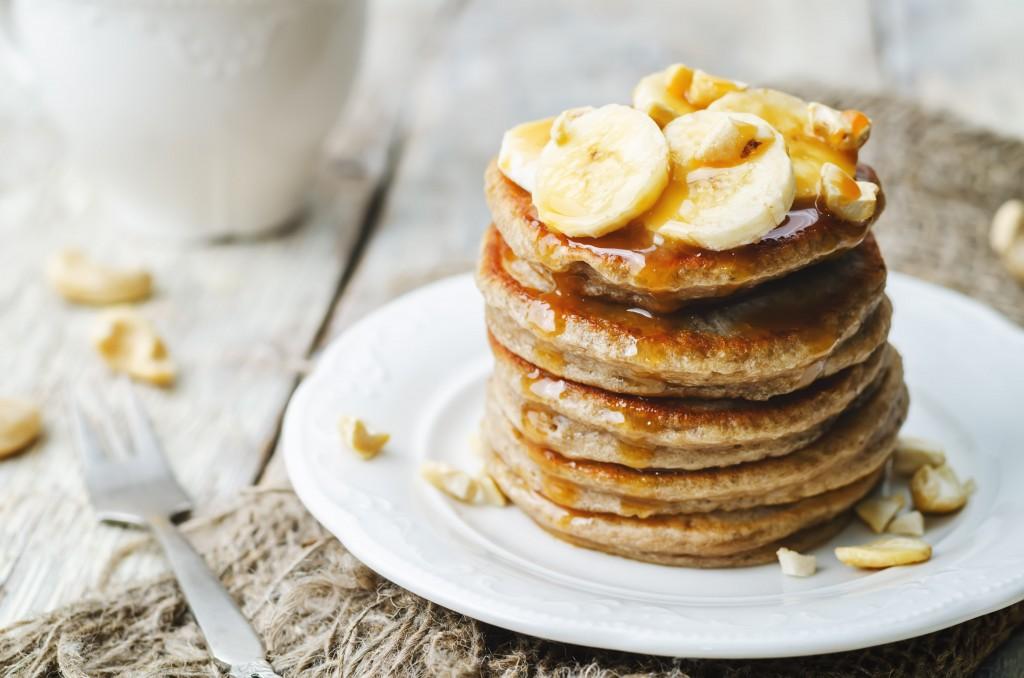 Pancakes © Nataliya Arzamasova / Shutterstock