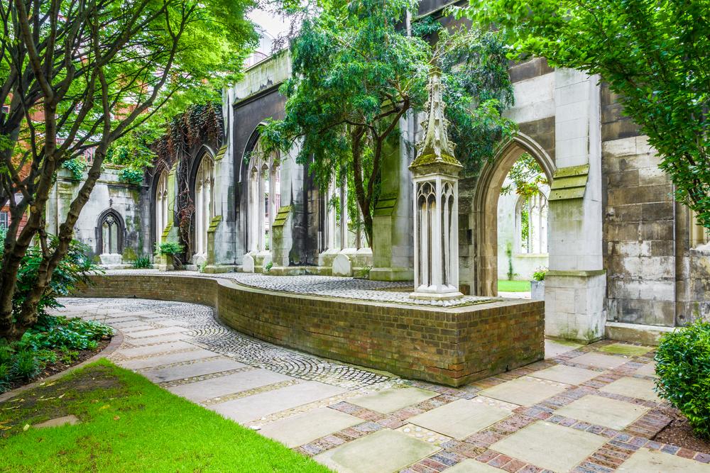 St. Dunstan-in-the-East | © I Wei Huang/Shutterstock