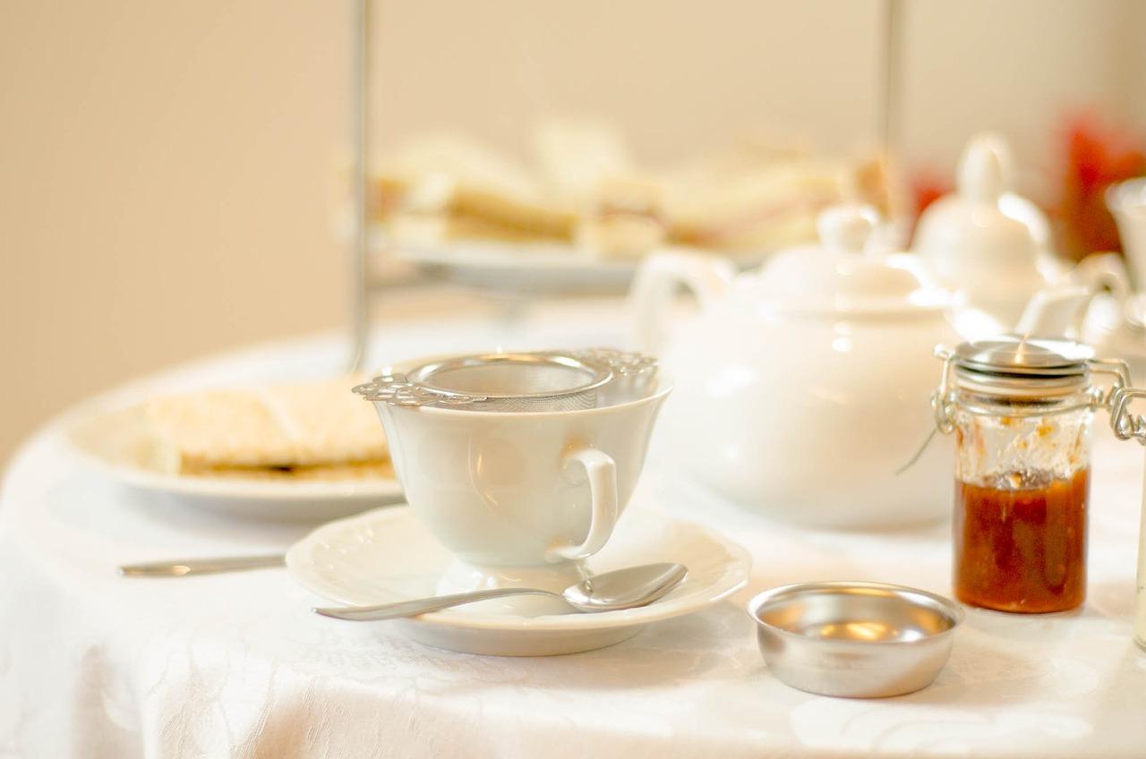 English tea © Pixabay