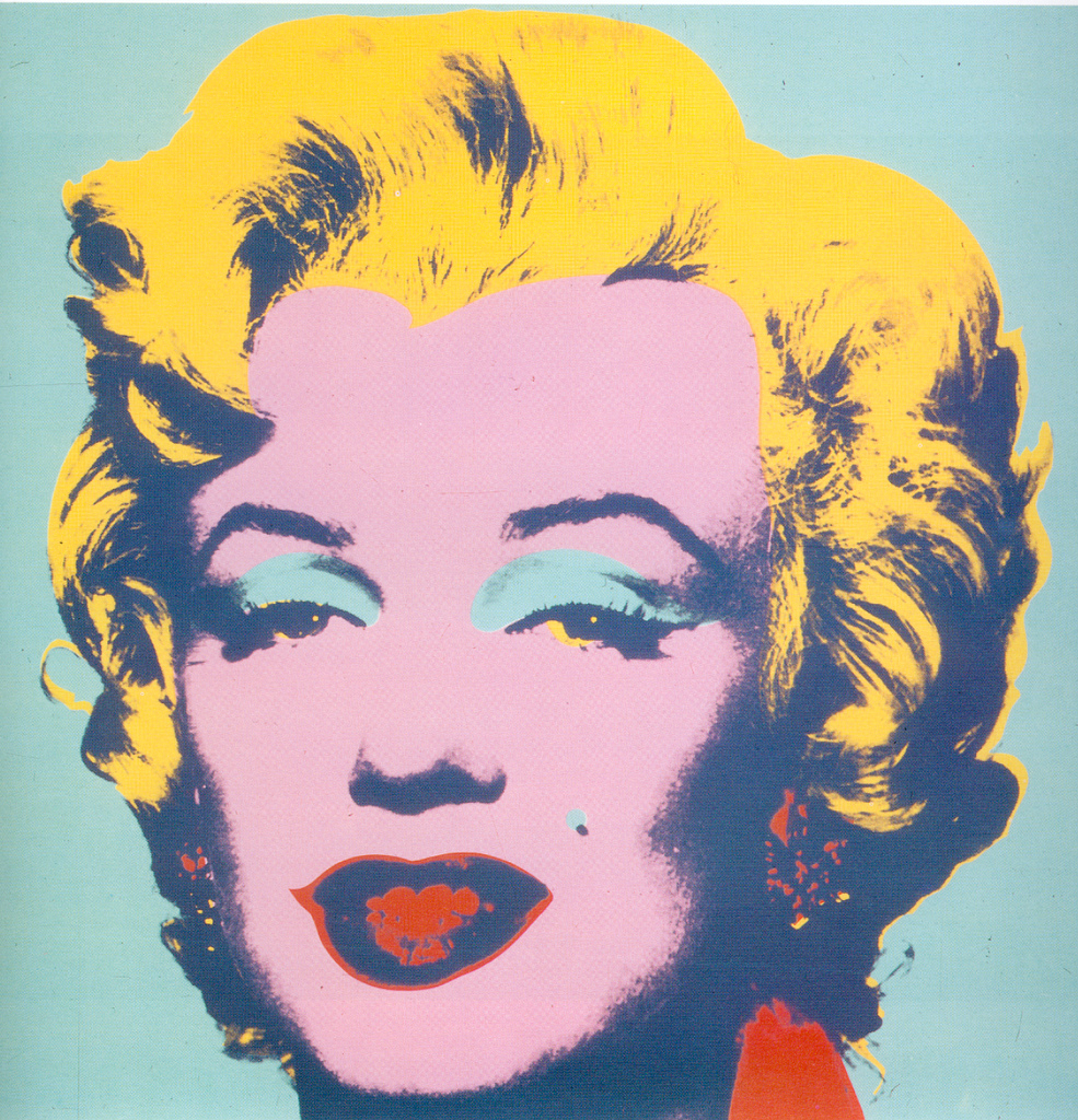 andy warhol and his work on the contemporary art essay