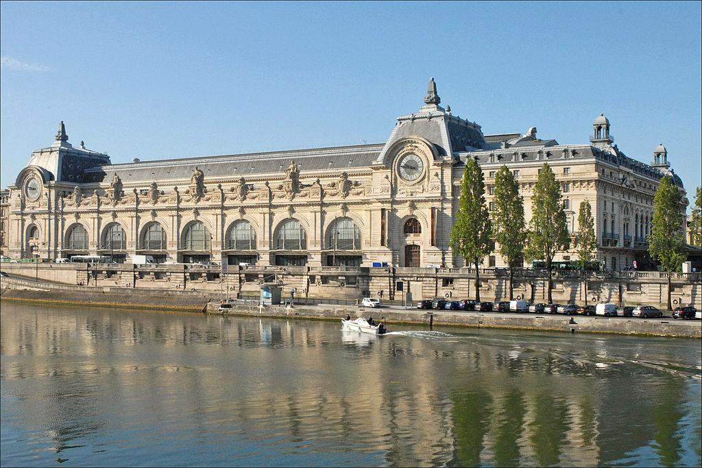 Le Musée d'Orsay | © Jean-Pierre Dalbéra/WikiCommons