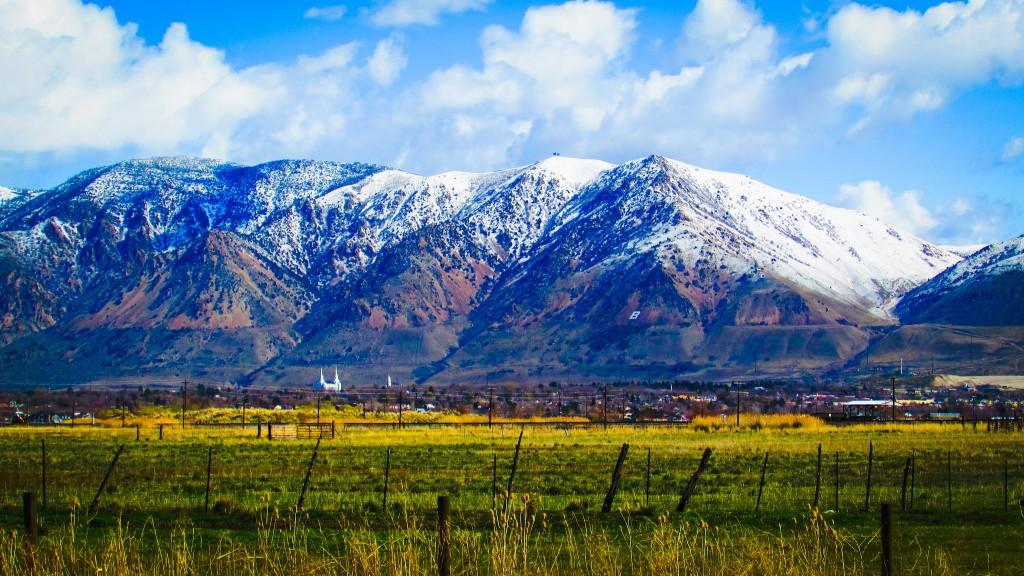 Brigham City, Utah | ©Victor Solanoy/Flickr