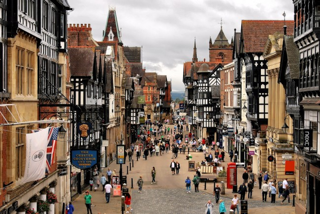 Atmospheric Medieval Cities In Britain Every History Buff