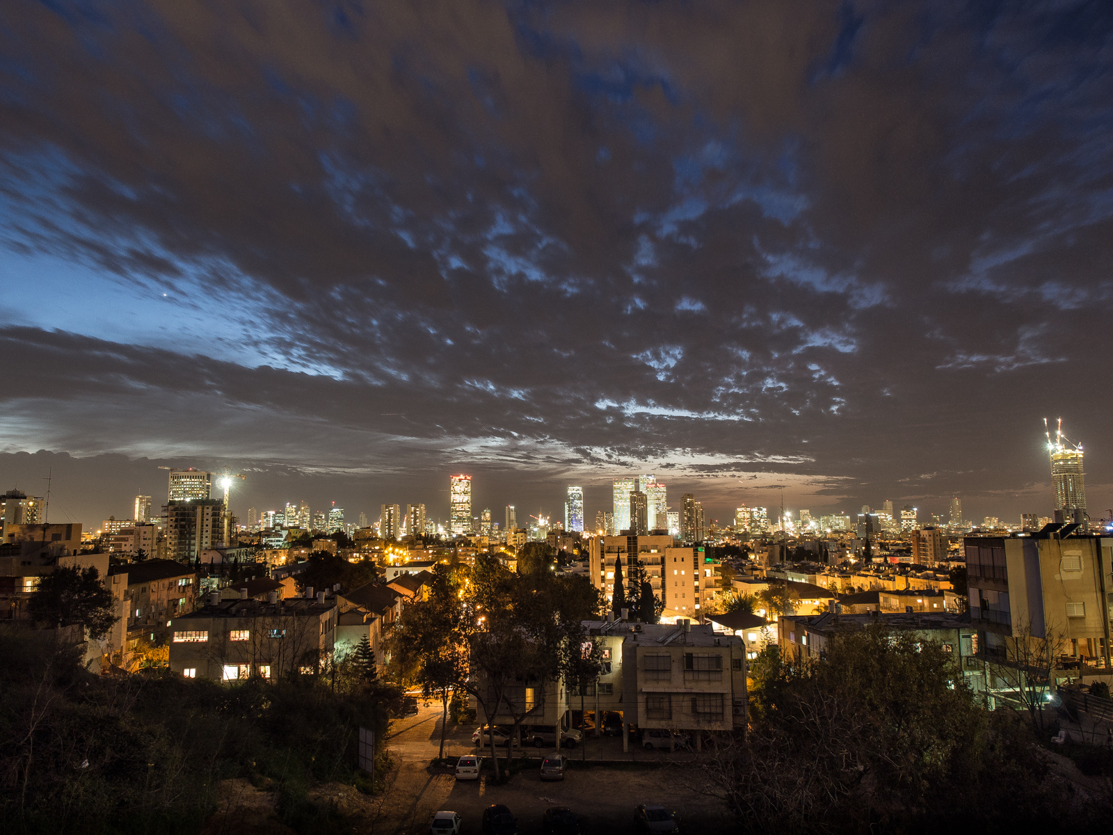 the top spots to drink with a view in tel aviv israel