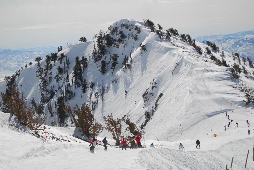 Snowbasin Ski Resort | ©peanutian/Flickr