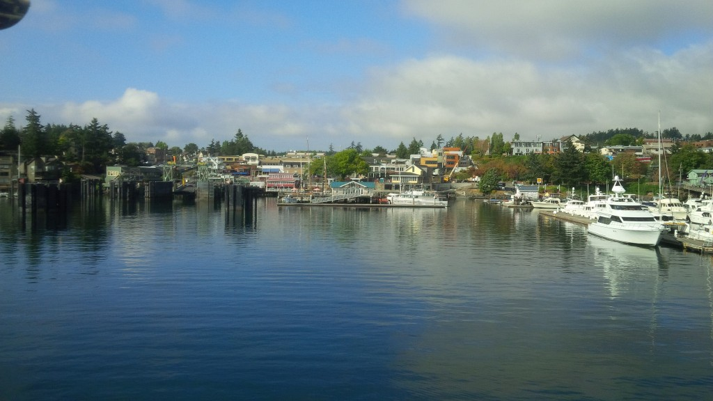 Friday Harbor © NealeA/Flickr