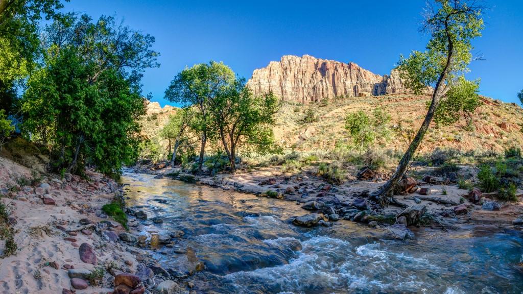 Zion National Park, Springdale | ©Steven dosRemedios/Flickr