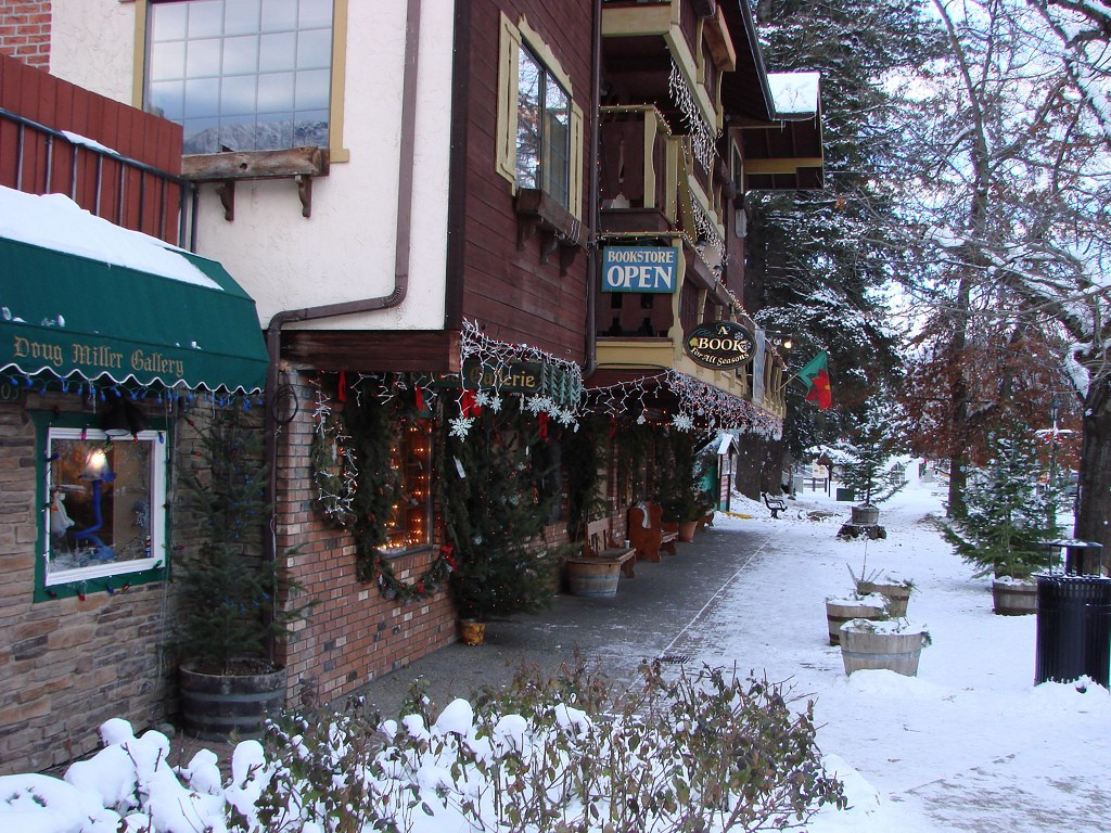 Leavenworth Washington © Amy Meredith