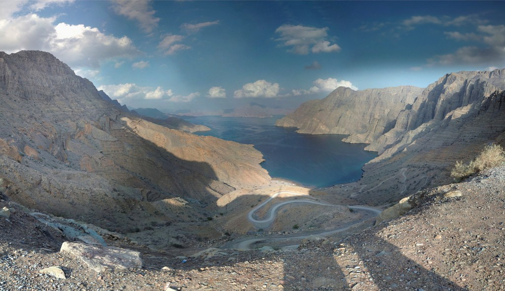 Musandam Fjords | ©Panoramas/Flickr