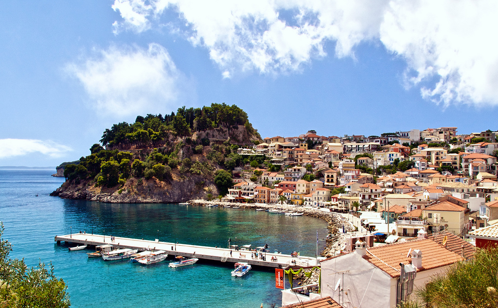The 10 Most Beautiful Towns In Greece