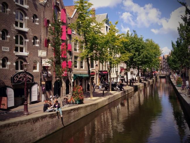 Amsterdam © Anna & Michal