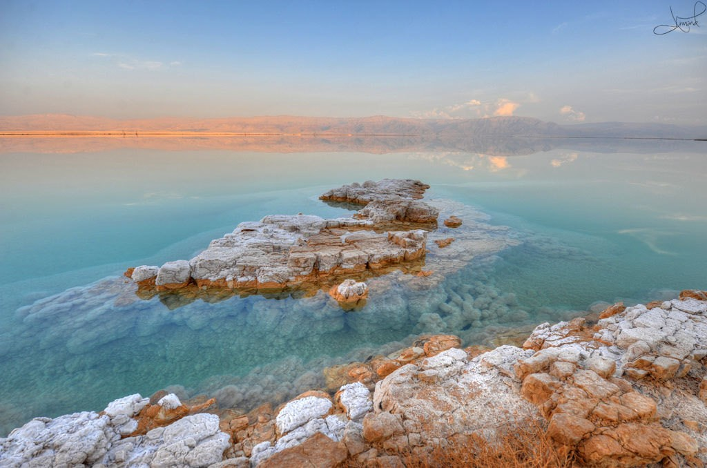 Dead Sea, Israel | ©tsaiproject/Flickr