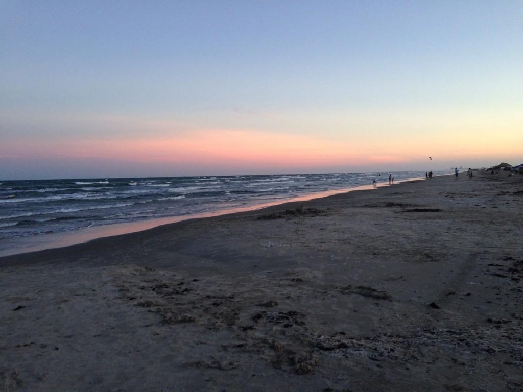 Texas Beach © NC