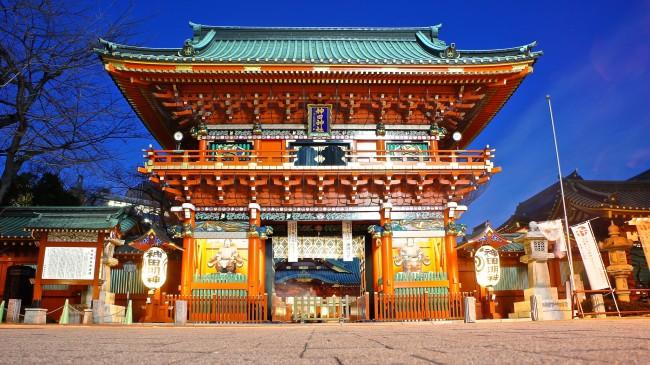 Kanda Myojin Shrine in Chiyoda, Tokyo   © Manish Prabhune/Flickr