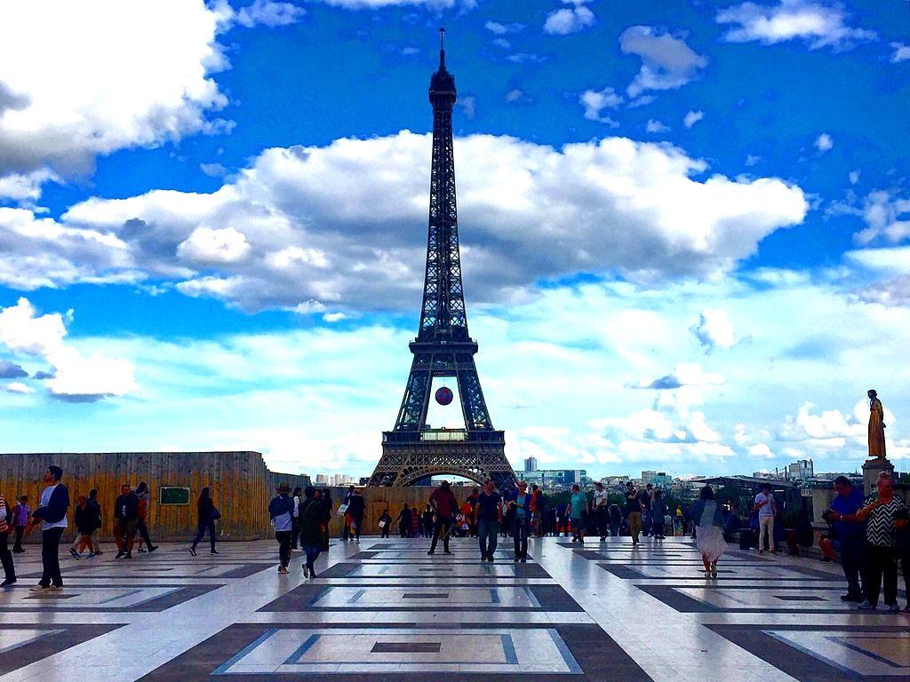 La Place du Trocadéro | © Sabrina bl/WikiCommons