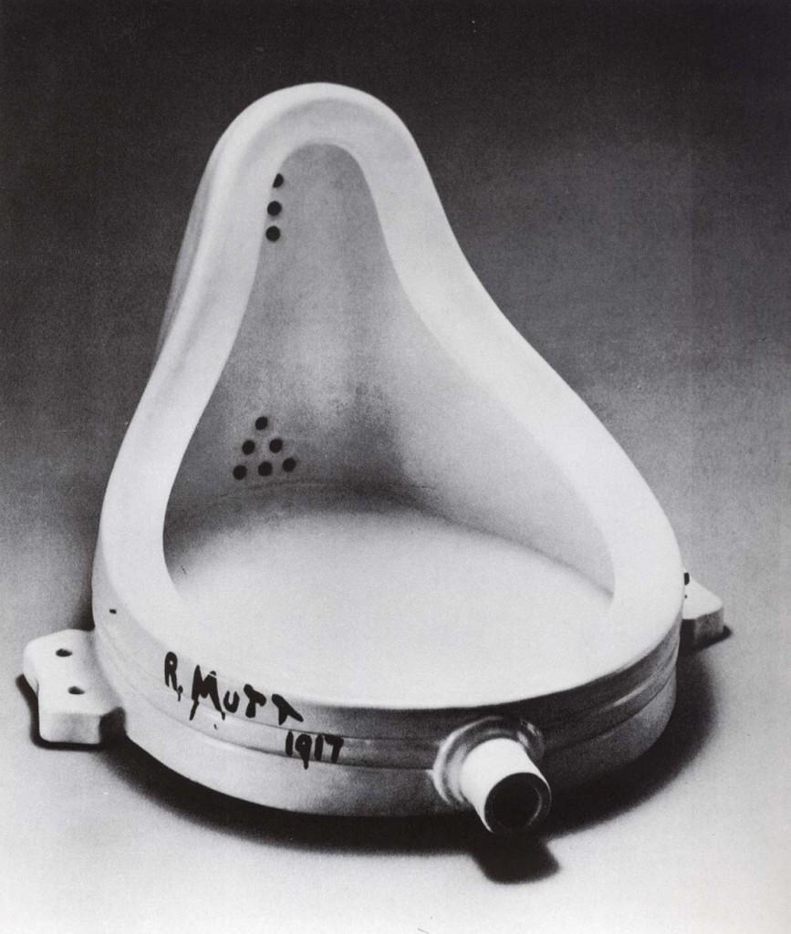 Marcel Duchamp | © Marcel Duchamp/WikiCommons