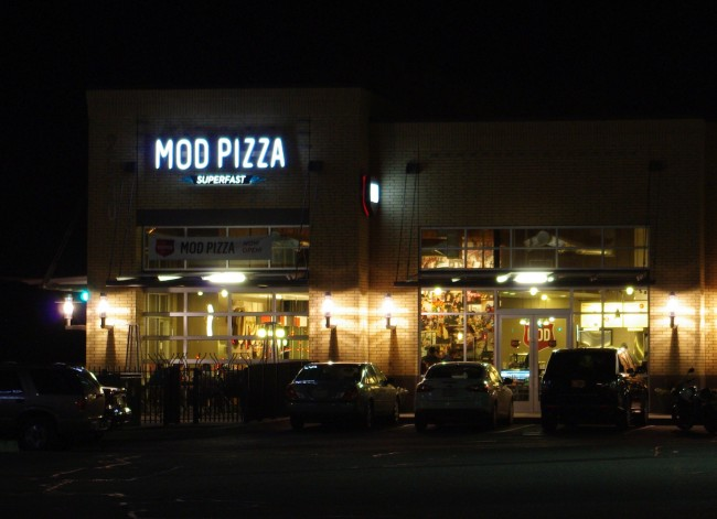 Mod Pizza, Oregon | © M.O. Stevens/WikiCommons