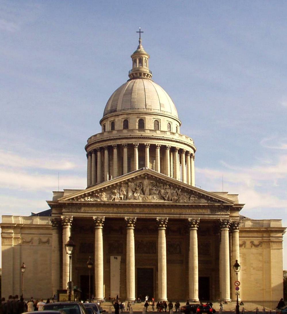 Le Panthéon | © M.Romero Schmidtke/WikiCommons