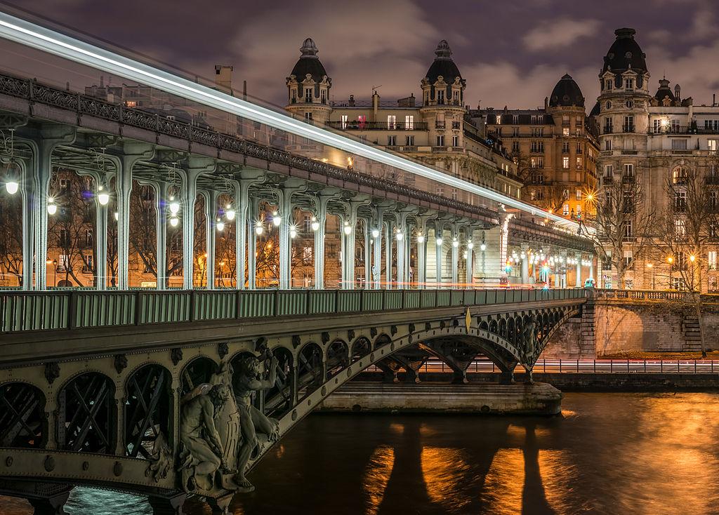 Le Pont Bir Hakeim  | © DXR/WikiCommons