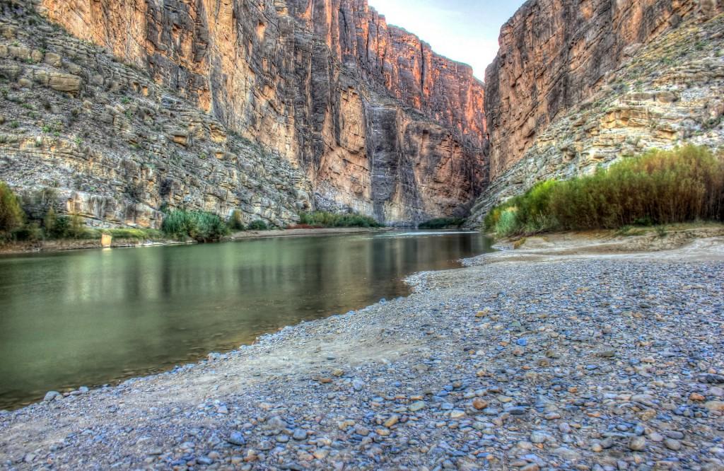 Canyon Texas © Warwick Goldby