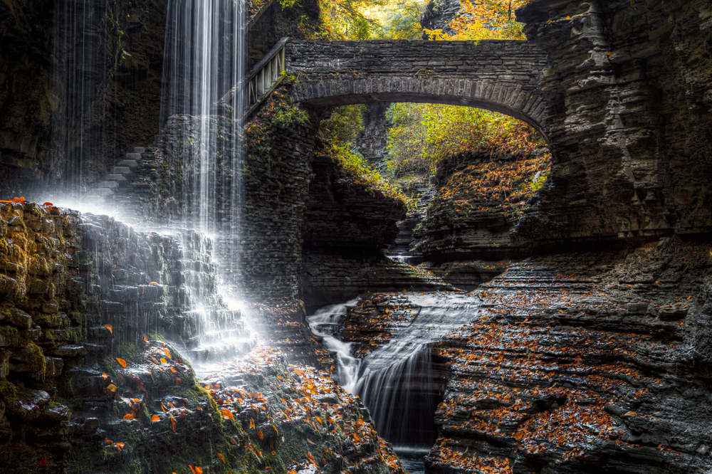 10 beautiful towns to visit in upstate new york for Beautiful places to visit in new york state