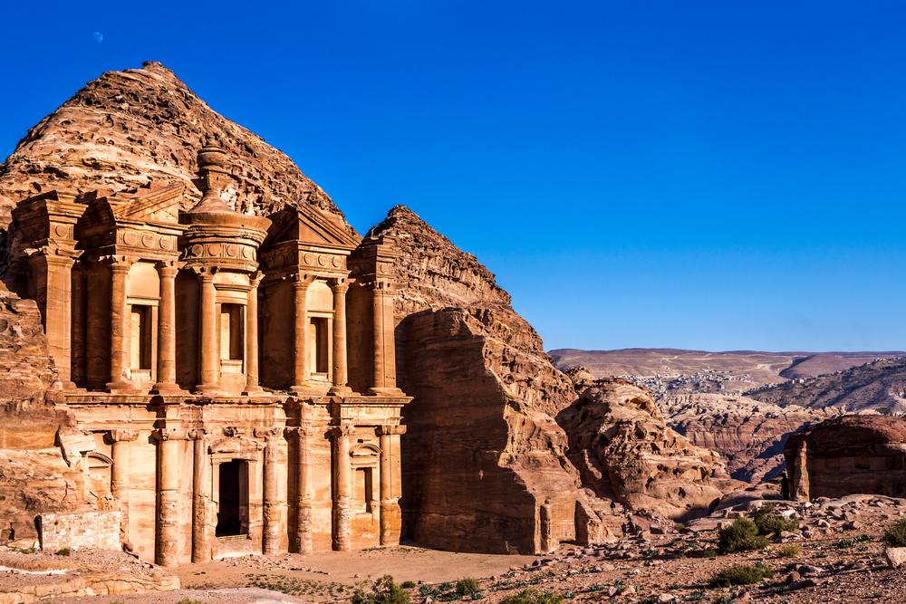 Petra, Jordan | ©Federica Violin/ Shutterstock