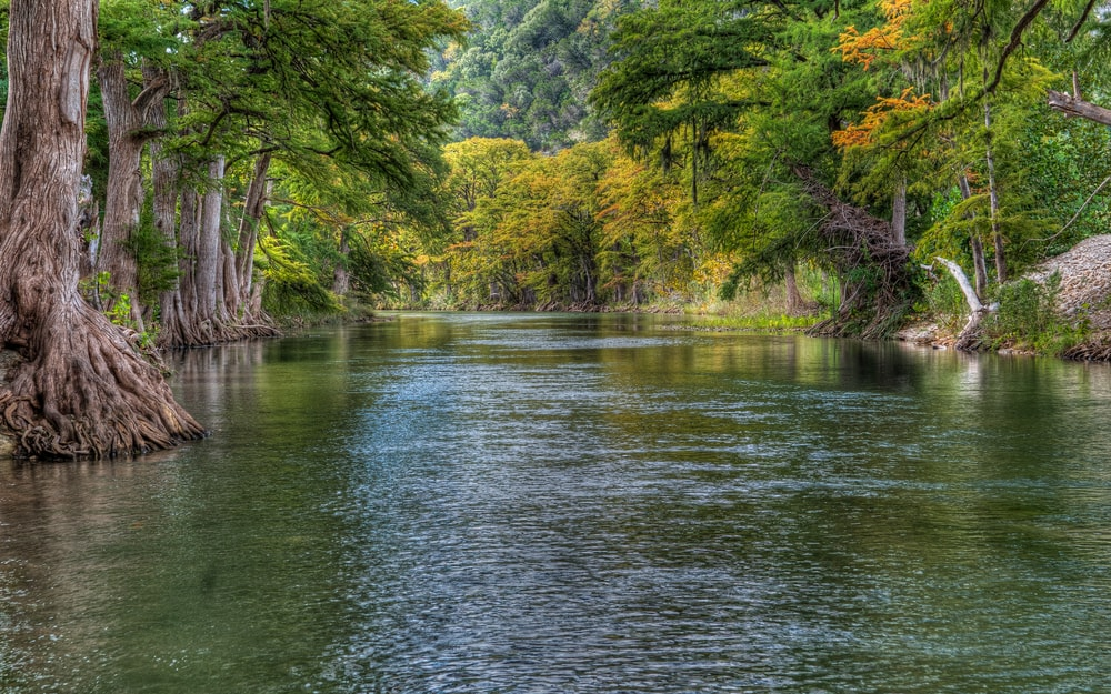 Guadalupe River in Texas | © Steve Seeger/Shutterstock