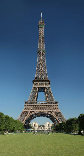 La Tour Eiffel | © Benh LIEU SONG/WikiCommons
