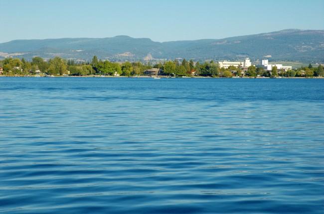 View of Okanagan Lake   © doviende/WikiCommons