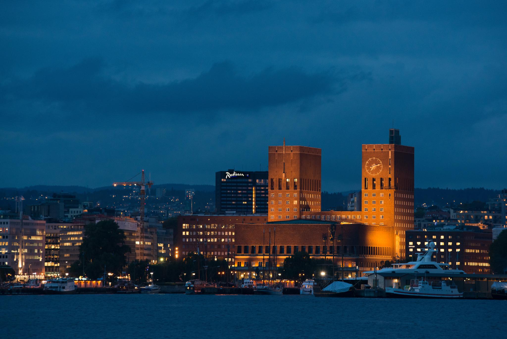 Oslo City Hall | © Hector G / flickr