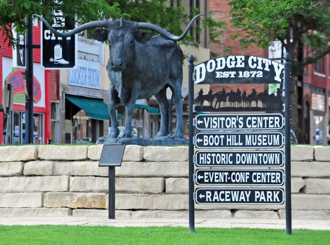 Dodge City| ©Heather Paul/Flickr