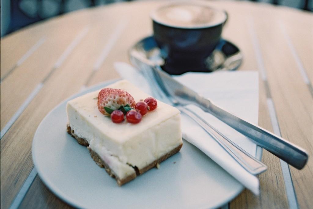 Cheesecake | ©Jim Killock/Flickr