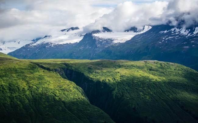 Mountains near Valdez, Alaska   ©David Morris/Flickr