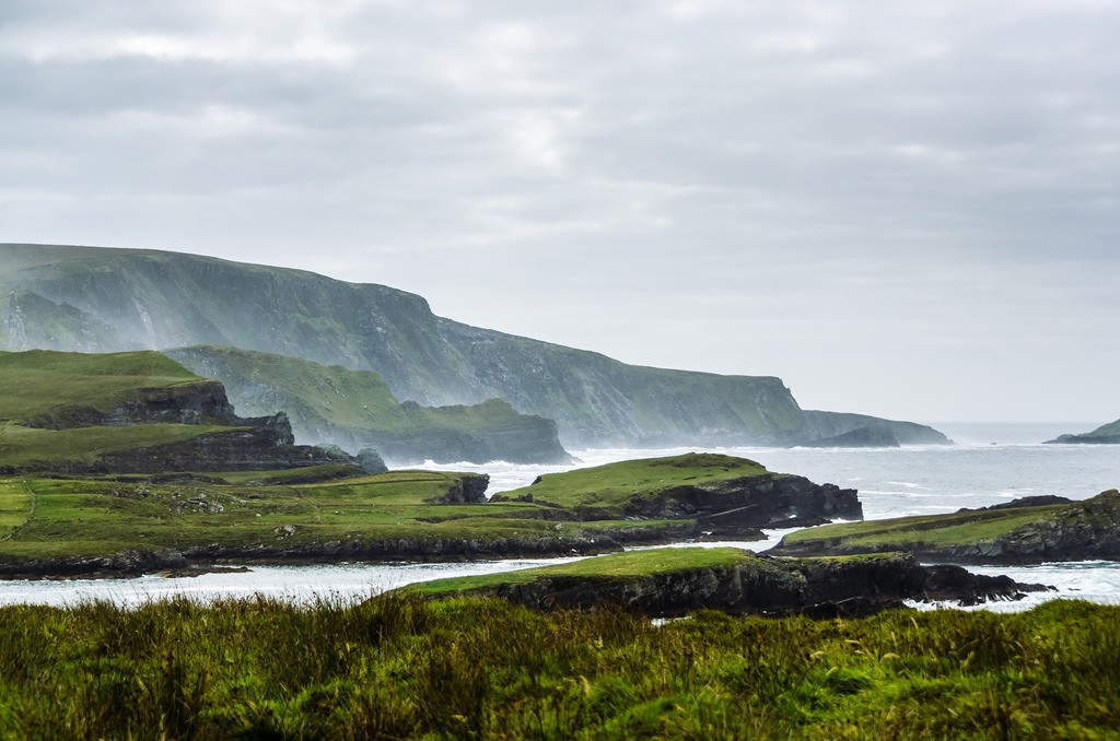 Valentia Cliffs, Ireland © Beni Arnold/Flickr