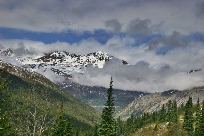 Yukon mountains, Skagway  ©Paweesit/Flickr