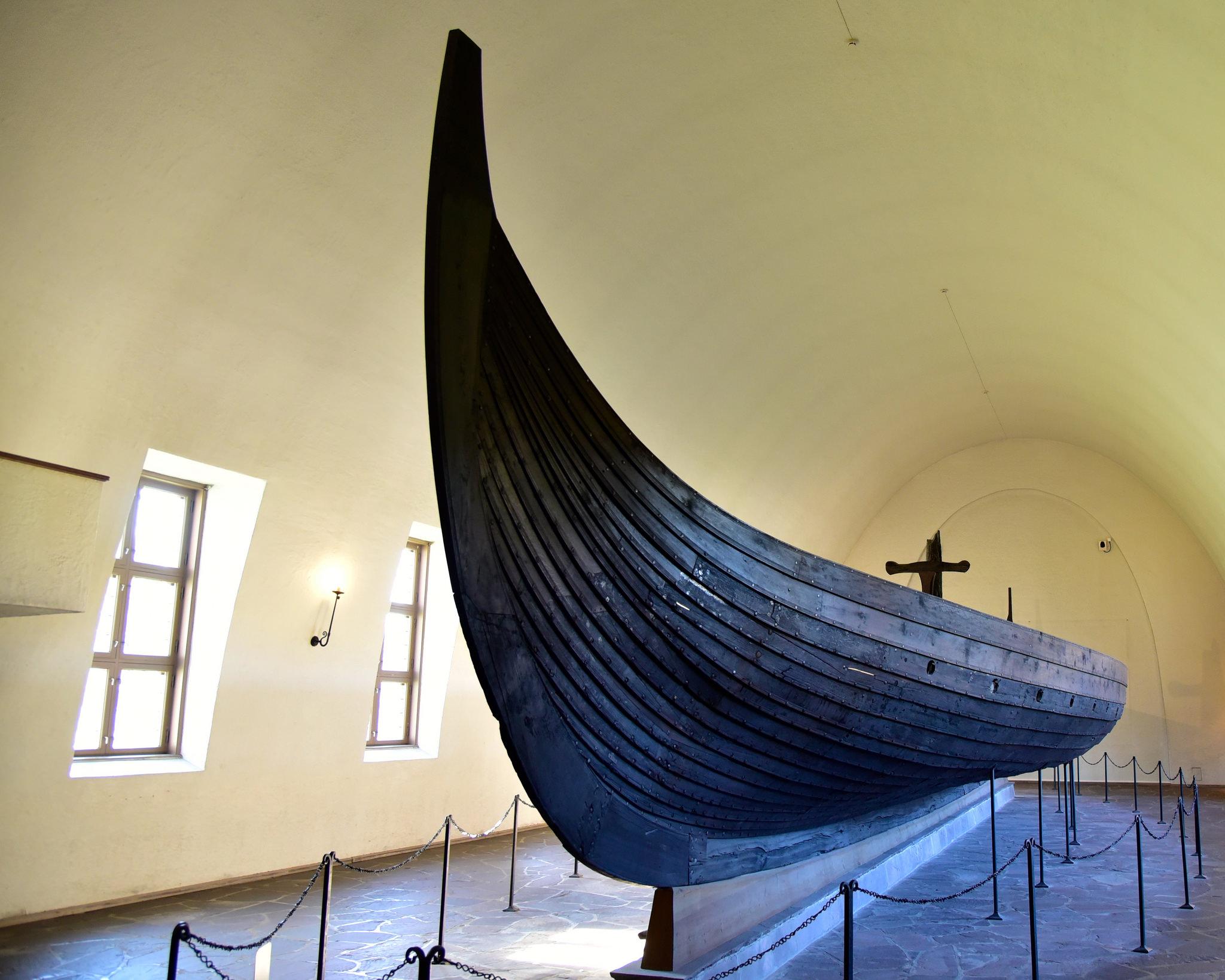 Viking Ship Museum | © Larry Lamsa / flickr