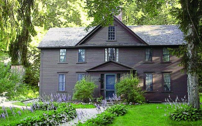 Louisa May Alcott's House |© Smart Destinations/Flickr
